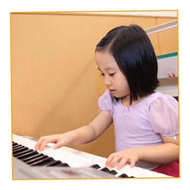 幼儿钢琴启蒙课程(3-6岁)